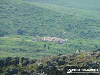 Senderismo Segovia - Macizo de la Buitrera; excursiones desde valladolid